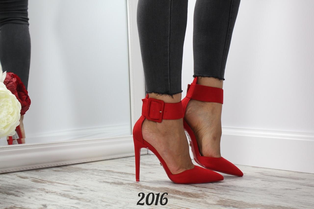 e7c558226 Женские туфли красные Nicole 2016, цена 593,75 грн., купить в ...