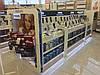 Брендинг торгового оборудования для магазинов электроники и бытовой техники. Стильное торговое оборудование