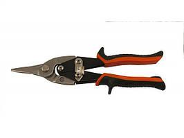 Ножницы по металлу 250мм прямой рез Cr-V 5300101