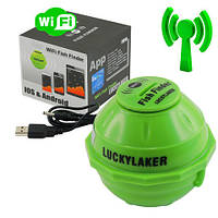 Fish finder Lucky ff-916 luckylaker - wi-fi эхолот беспроводной