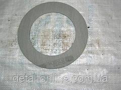 54-01069 Накладка фрикционная  механизма предохранительного (215х140х6)