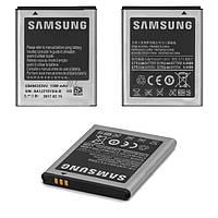 Батарея (АКБ, аккумулятор) EB494353VU для Samsung S5570i, 1200 mAh, оригинал