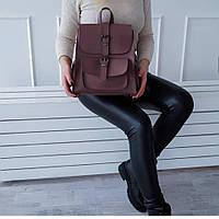 Молодежный рюкзак цвета фуксия АРТ. 07