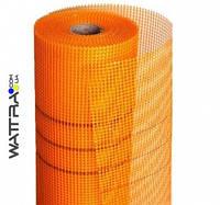 ⭐ Сетка стеклотканевая 125 г/м2 оранжевая стеклосетка