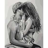 Картина по номерам Настоящие чувства (арт. КН2691) 40 х 50 см, фото 1