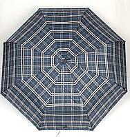 Зонт женский полуавтомат клетка Max komfort, фото 1