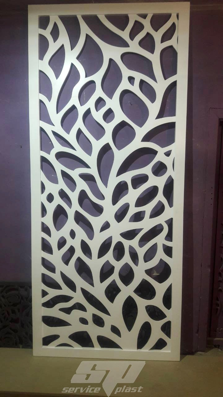 """Интерьерная перегородка """"Ветки"""", декоративные панели, деревянные ширмы, резные экраны"""