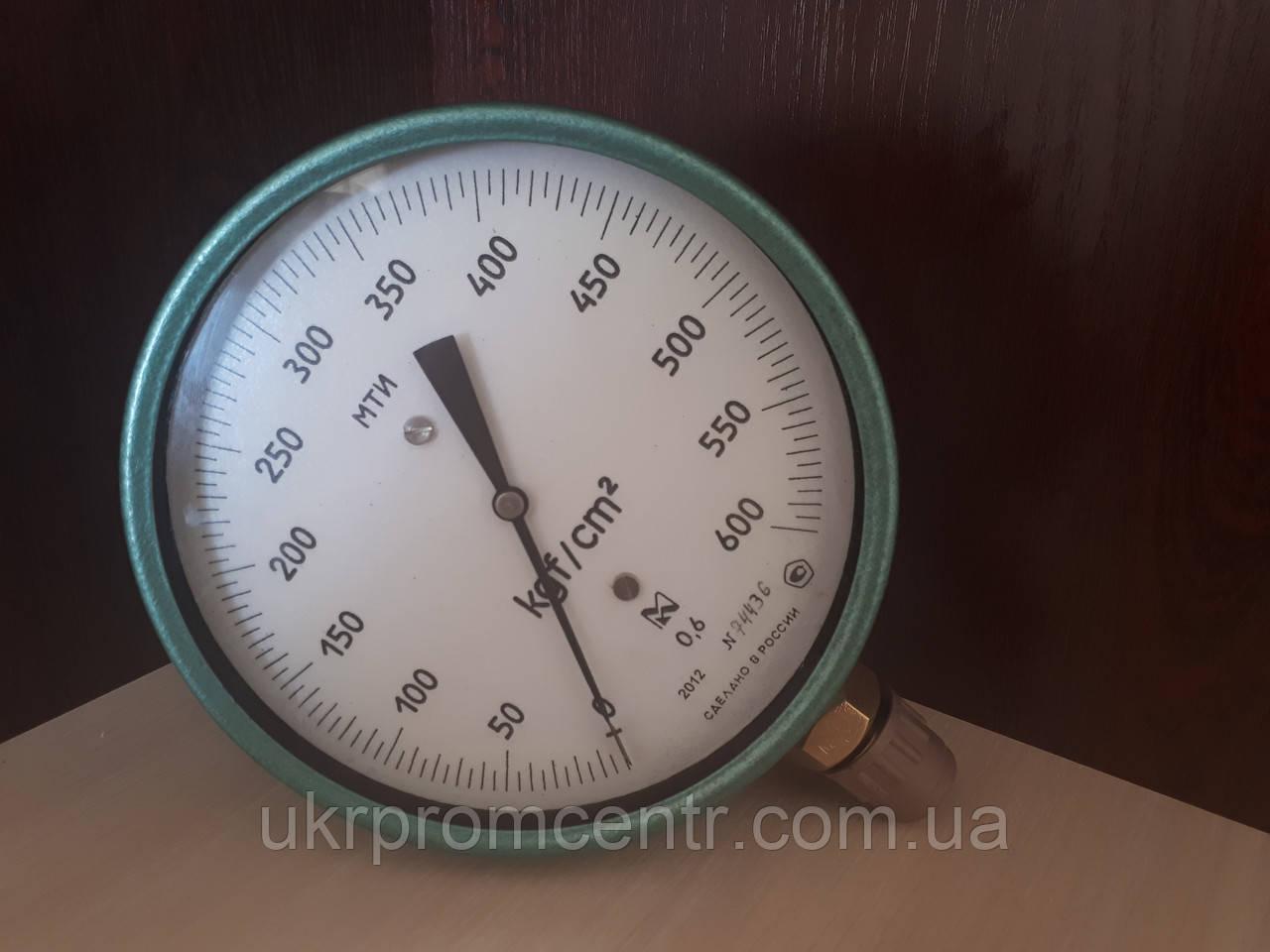 Манометр МТІ, вакуумметр ОТІ і мановакуумметри МВТИ точних вимірювань
