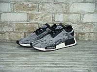 Кроссовки Adidas NMD реплика ААА+, размер 41 серый, фото 1