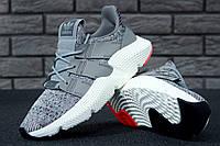 Кроссовки Adidas Prophere реплика ААА+, размер 41-44 серый