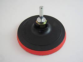 Насадка для ушм и дрели с Липучкой 125х10 мм Sturm 5280101