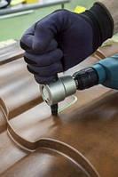 Насадка-ножницы на дрель для металла до 1,8мм (в блистере)