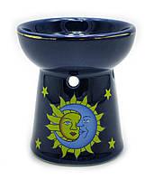 """Аромалампа """"Башня луна-солнце""""(11,5х9х7 см)(CY-5-45)"""