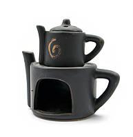 "Аромалампа ""Чайники"" (11х11х8 см)(CY7-71)"