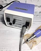 Фрезер для маникюра и педикюра Nail Power JD-700 на 30000 об\мин