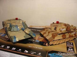 Набор лазерных танков для танковых боев - радиоуправляемые танки G-Maxtec 1519-1529
