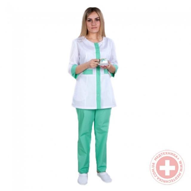 Медицинские костюмы женские