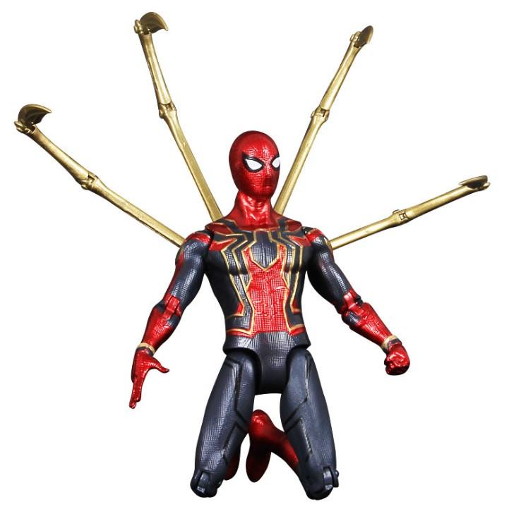 Фігурка SUNROZ Avengers Людина-павук 16 см (SUN3245)