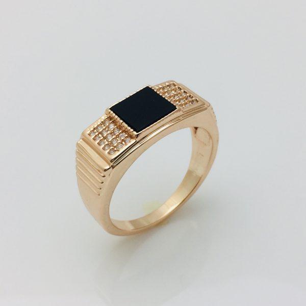 Перстень мужской, размер 19, 21, 22