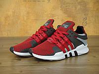 Кроссовки Adidas EQT Support ADV реплика ААА+, размер 41,44 красный