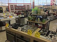 Стильное торговое оборудование для магазина электроники и бытовой техники. Разработка, производство, монтаж, фото 1