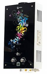 Газовая колонка Roda JSD20-A3 цветы