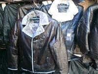 Куртки эко кожа осень-зима модель 2019г