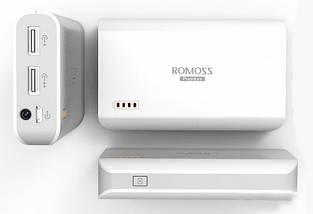 Power Bank Romoss 50000 mAh 2USB High Copy / Павер Банк + 3 подарка, фото 2