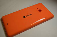 Задняя крышка Microsoft 535 Lumia Dual Sim оранжевая