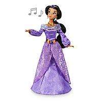 Кукла Поющая Жасмин Дисней Jasmine Singing Doll - Aladdin