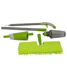 Универсальная швабра с распылителем healthy spray mop   УМНАЯ ШВАБРА 3 В 1  , фото 3