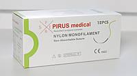Нейлон монофиламент 4/0 16мм 3/8 /Nylon monofilament