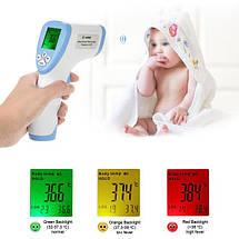 Бесконтактный инфракрасный термометр для детей, фото 2