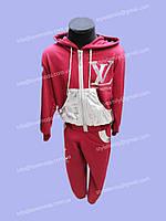 Детский Спортивный костюм Louis Vuitton для девочки ОПТ