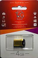 USB флеш-накопитель T&G 4 Gb gold
