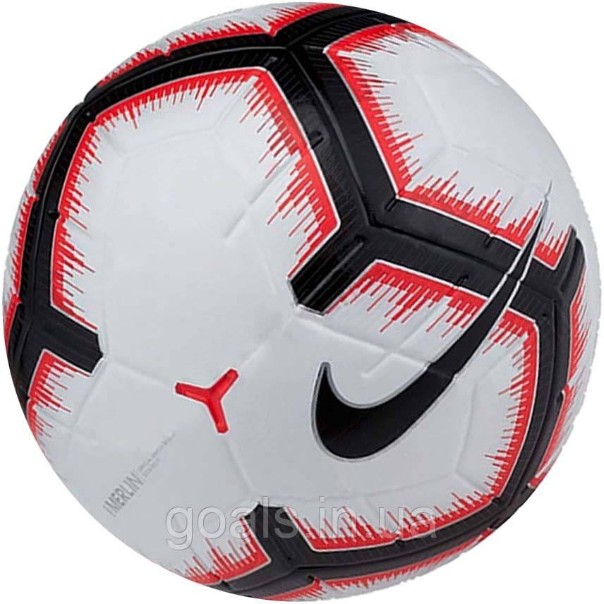Мяч футбольный Nike Merlin SC3303-100 p.5