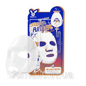 Активная тканевая маска Elizavecca EGF Deep Power Ringer Mask Pack