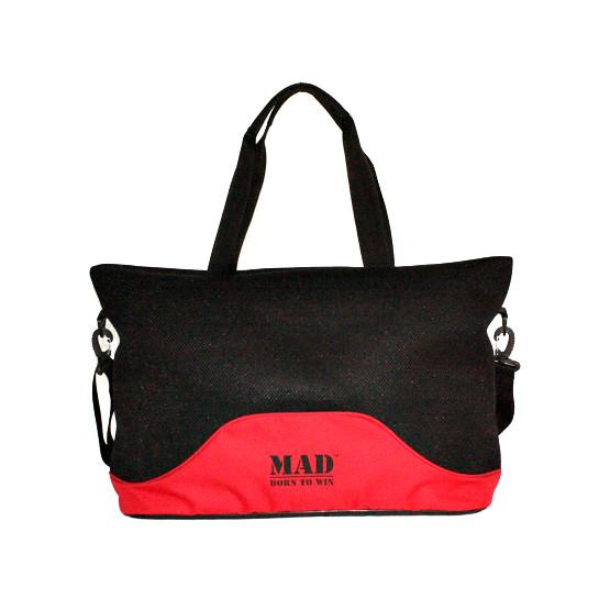 ef830cccbdb4 Стильная и современная женская спортивная сумка для фитнеса (фитнес сумка  LATTICE) красного цвета от