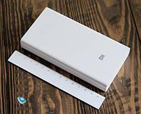 Power bank Xiaomi 20000mAh 2 USB портативная батарея, повербанк