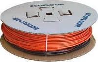Теплый пол электрический 10.4 м.кв кабель Fenix 1500 Вт, Чехия