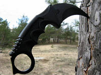 Оригинальная модель ножа керамбит (ВИДЕО)