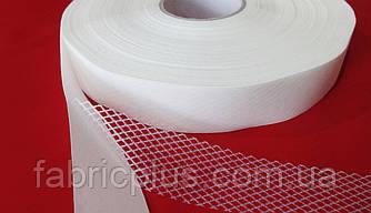 Паутинка клеевая на бумаге 2,5 см белая