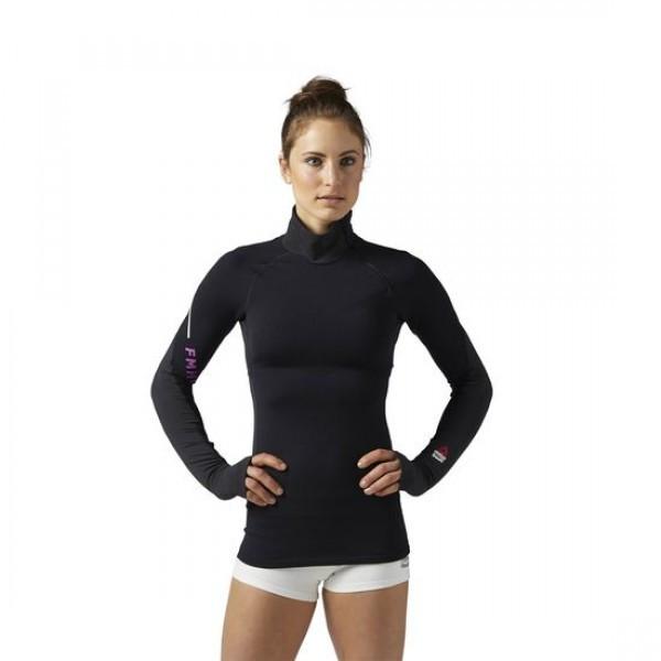 Женская футболка с длинным рукавом Reebok CrossFit POLARTEC® BS1868 ... 29b5b33a1a100