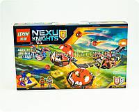 Конструктор «Nexo knights» - Безумная колесница Укротителя