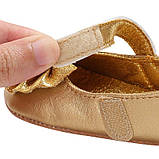 Туфельки-пинетки для девочки 13 см., фото 5