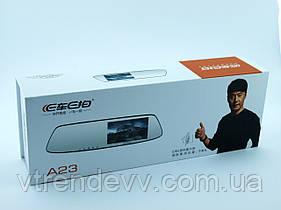 Видеорегистратор-зеркало Cyclon DVR A23