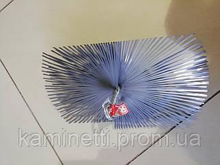 Ершик для чистки дымохода прямоугольный 300х400 мм.