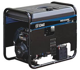 Однофазний бензиновий зварювальний генератор SDMO Weldarc 200 E XL C (4 кВт)