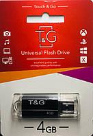 USB флеш-накопитель T&G 4 Gb black