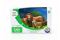 Фигурки «Королевство животных» - Семейство львов